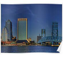 Jacksonville, Florida Poster