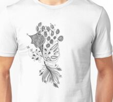 Imaginary Bird Unisex T-Shirt