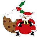 Stuffed Santa by takASHIkat