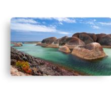 Elephant Rocks Canvas Print