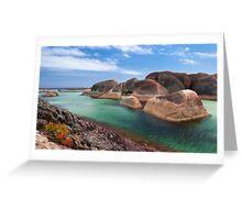 Elephant Rocks Greeting Card