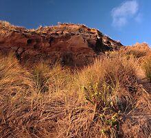 Mandalay Beach Cliffs 1 by DistantLight