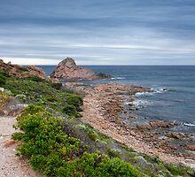 Sugarloaf Rock by DistantLight