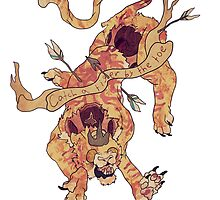 Catch a Tiger by GoatButt