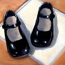 Little Black Shoes by Joyce