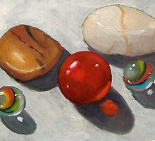 Stones and Marbles by Joyce