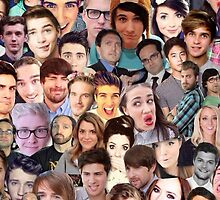 Youtube Collage by internetokay