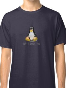 Linux - Uptime Infinity Classic T-Shirt