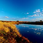 Werribee River  by Lukas Carruthers