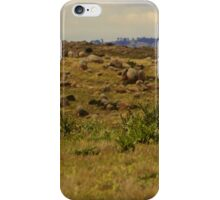 High Country Grazing iPhone Case/Skin