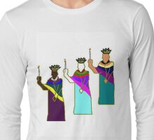 Three Kings Long Sleeve T-Shirt