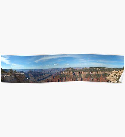 Grand Canyon Northern Rim Poster