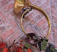 san gabriels horn by Christopher  Ewing