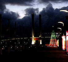 Christmas Under the Bolte by Mish01