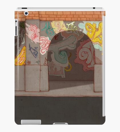Street Magic iPad Case/Skin