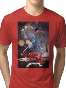 Science Time Tri-blend T-Shirt