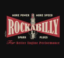 Rockabilly Spark by NanoBarbero