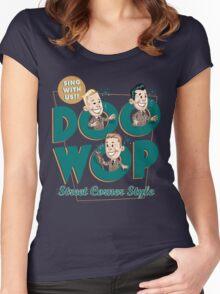Doo Wop Women's Fitted Scoop T-Shirt