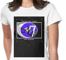 P.O.V. Golf Ball Womens Fitted T-Shirt