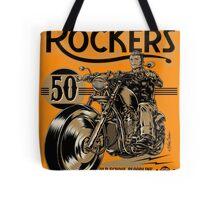 Rockers 50s Tote Bag