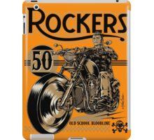 Rockers 50s iPad Case/Skin