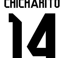 Chicharito  by refreshdesign