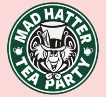 Mad Hatter Tea Party Kids Clothes