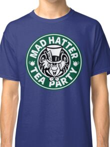 Mad Hatter Tea Party Classic T-Shirt