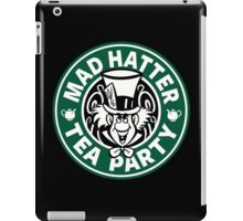 Mad Hatter Tea Party iPad Case/Skin