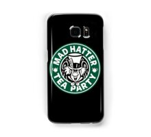 Mad Hatter Tea Party Samsung Galaxy Case/Skin