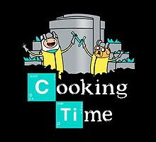 Cooking time by Baipodo