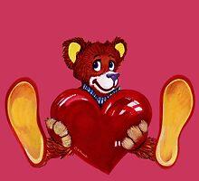 Ted Bear by shallay