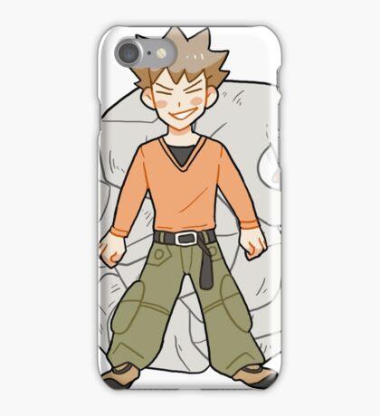 Brock iPhone Case/Skin