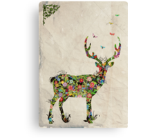 My Dear Deer Canvas Print