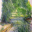 A Day at Giverny by lizzyforrester
