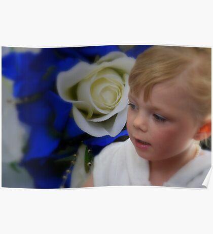 Flowergirl Poster