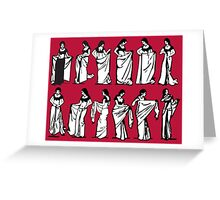 Saree-Licious Greeting Card