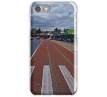 Kawakawa Main Street iPhone Case/Skin