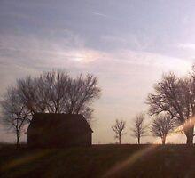 Kansas Scenery  by angelslight