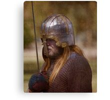 Medieval Man Canvas Print