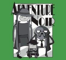 Adventure Noir Kids Clothes