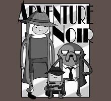 Adventure Noir Womens Fitted T-Shirt