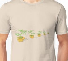 Potted Tomato Plants Unisex T-Shirt