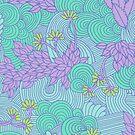Floral pattern by RikkiB