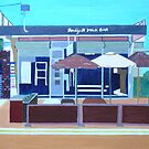 Bendigo Street Milk Bar by Joan Wild