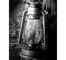 The lantern Photographic Print