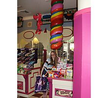 Biggest Lollypop in the world! Photographic Print