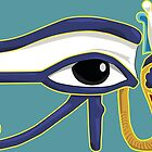 The Eye of Ra: Wadjet Upper Egypt by Aakheperure