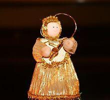 Gold Angel by Pamela Jayne Smith