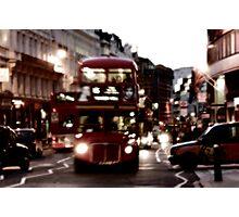 Routemaster London Bus Photographic Print